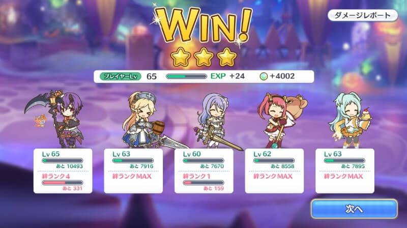 winning party