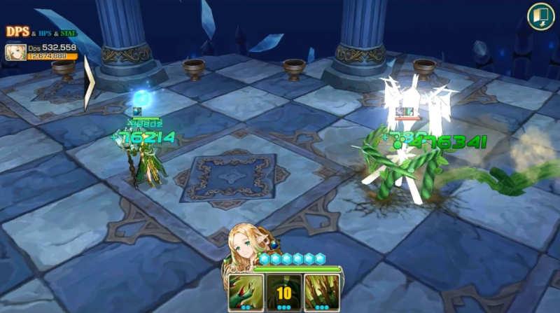 kings raid lorraine skill2
