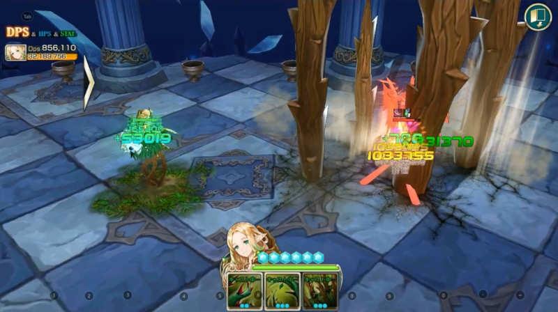 kings raid lorraine skill3