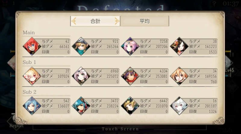 world enemy1 aquagolem damage report