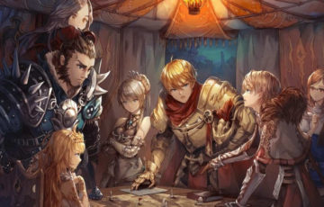 kings raid daily mission