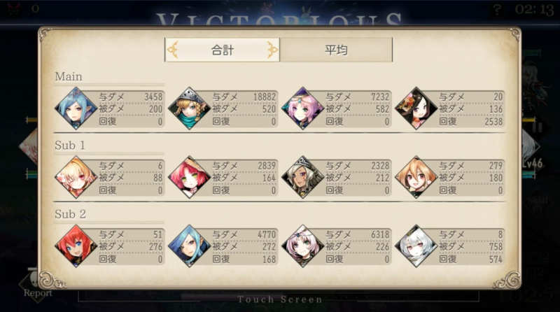 another story ch1 p3 damage report