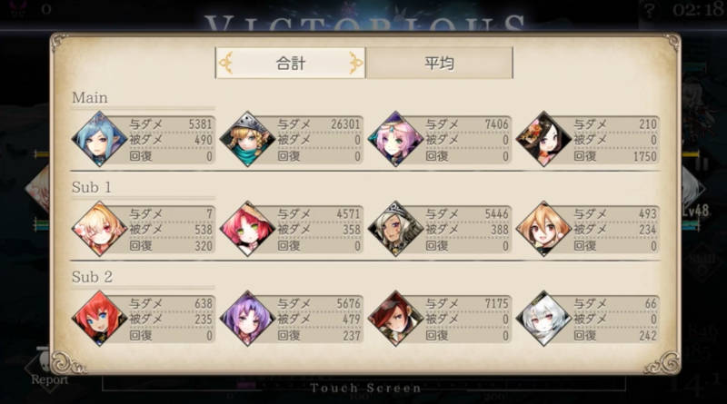hard mode ch1 p3 damage report