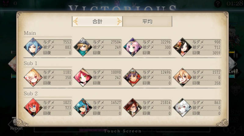 hard mode satan ch2 p3 damage report