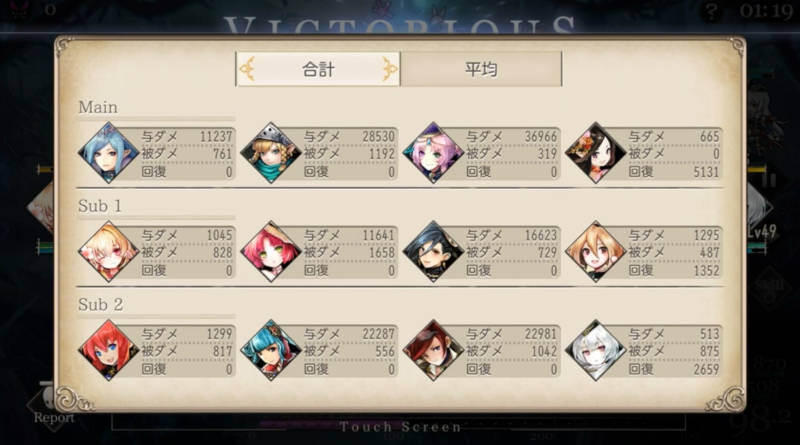 hard mode satan ch2 p4 damage report