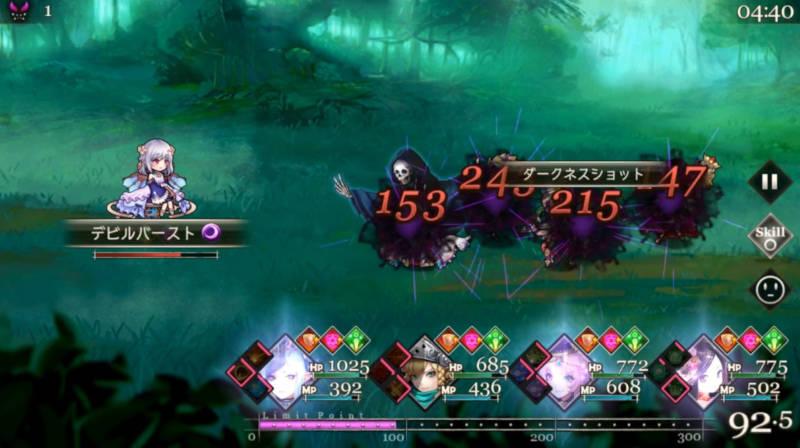 1st anniv raid devil burst