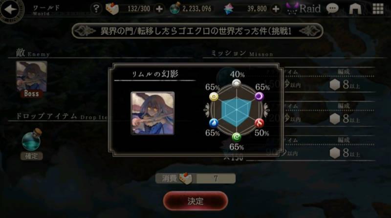 rimuru phantom challenge quest03