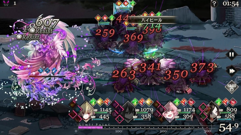 goetiax dark queen try out08